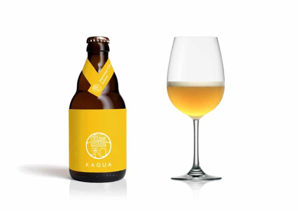 kagua saison belgian ale birra giapponese